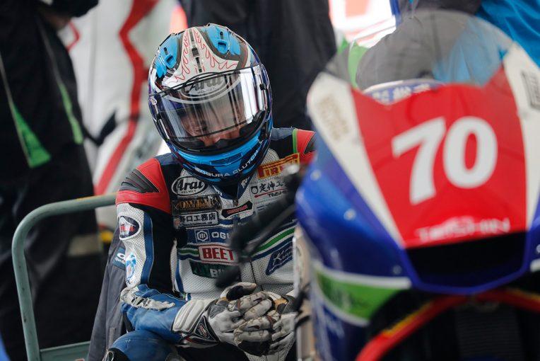 MotoGP | 最後まで夢を追いかけた岩﨑哲朗。待ちに待ったST1000初レースでのアクシデント