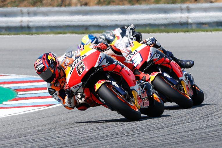 MotoGP | MotoGP:マルク・マルケス、第5戦オーストリアGPも欠場。代役はブラドルが継続