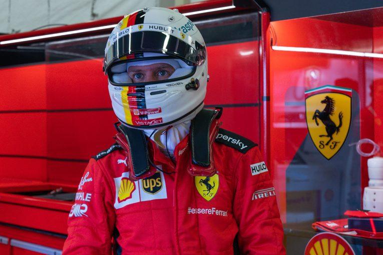 F1 | 苦戦続きのベッテルとフェラーリ。元F1ドライバーは「現時点で2021年ラインアップに切り替えるべき」