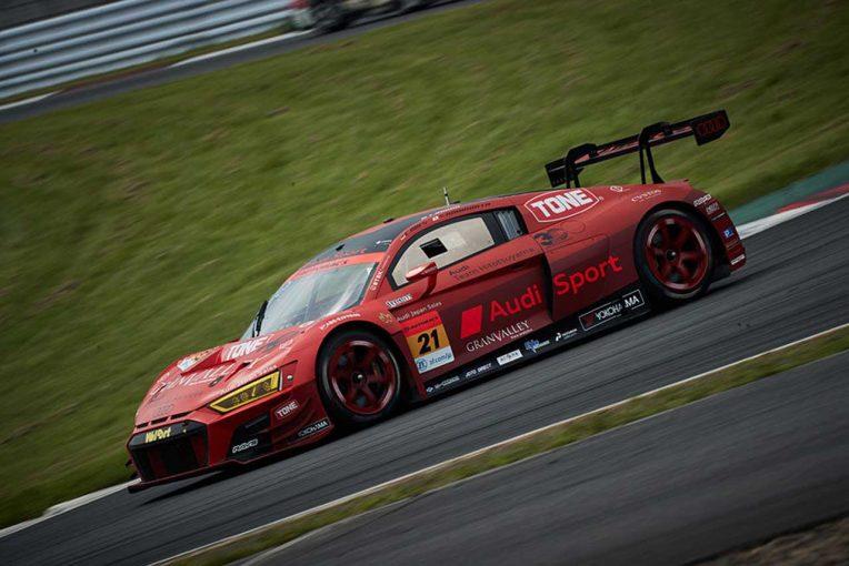 スーパーGT   Audi Team Hitotsuyama 2020スーパーGT第2戦富士 レースレポート
