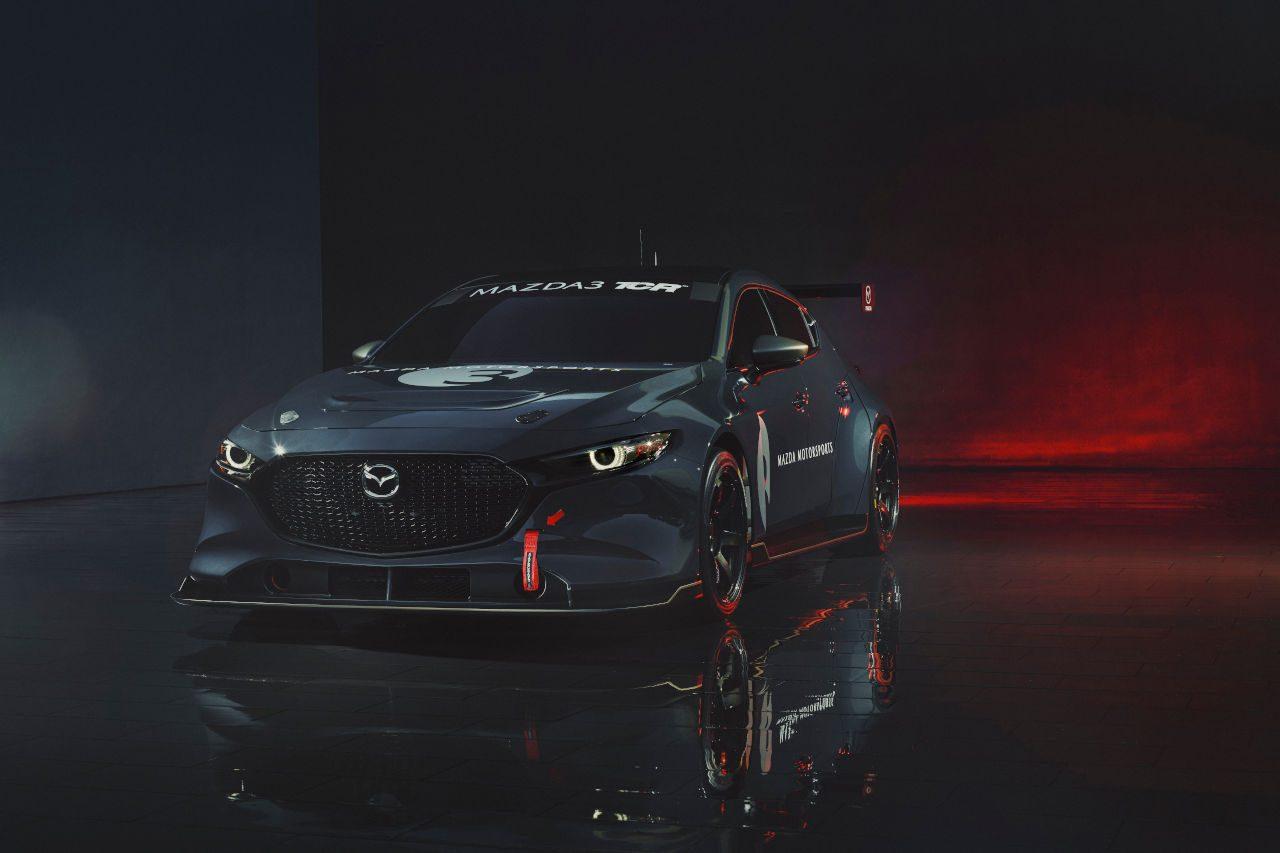 マツダ、『Mazda3 TCR』プログラムの中止を決定。新型コロナの影響被る