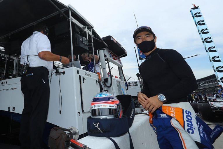 海外レース他 | 11度目のインディ500に挑む佐藤琢磨の走行初日は13番手「まずまずの出だしだったと思う」
