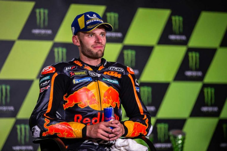 MotoGP | 初優勝の喜びを語るビンダー「家族が大きな犠牲を払って裏側を支えてくれた」/MotoGP第4戦レビュー