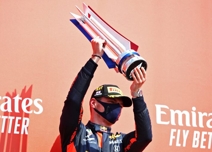 F1 | F1ボスのロス・ブラウンがフェルスタッペンを称賛「シューマッハーを思い出させる」