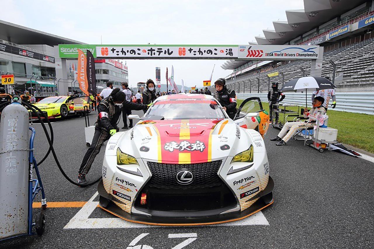 Max Racing 2020スーパーGT第2戦富士 レースレポート