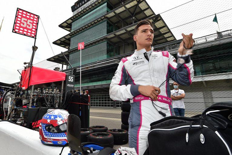 海外レース他   インディカー:アレックス・パロウ、初のインディ500へ。「いい意味でクレイジーなコース」