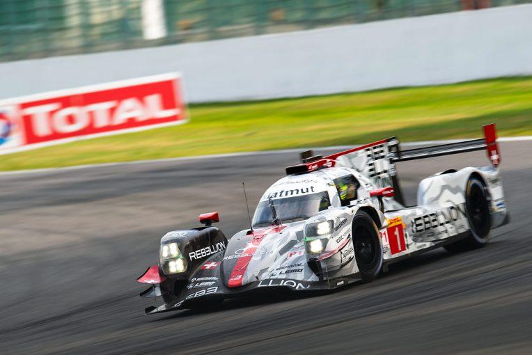 ル・マン/WEC   半年ぶりにWEC再開! スパのFP1はノンハイブリッドの2台がトヨタを凌駕