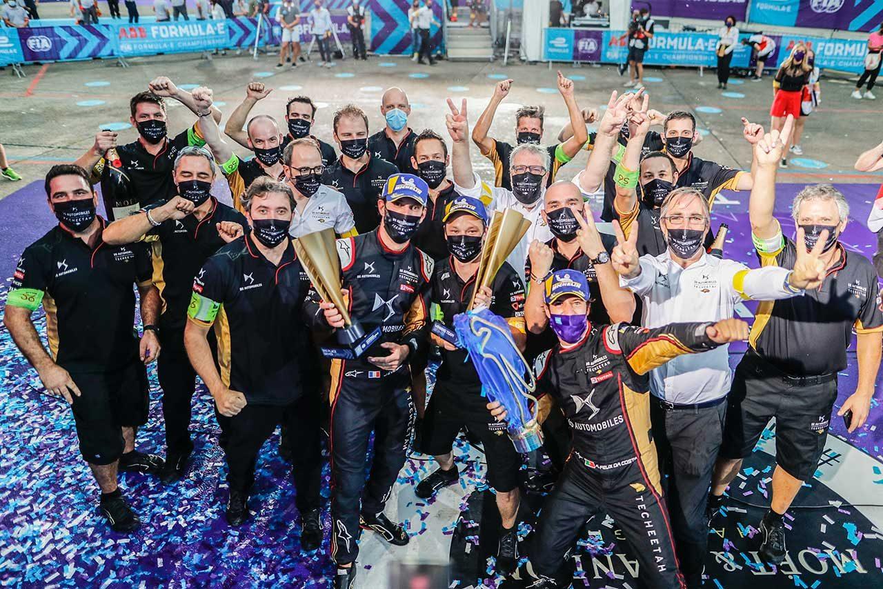 2019/20年フォーミュラE:第10戦でニッサン・e.ダムスのローランドが初優勝。第11戦はバンドーンが制す