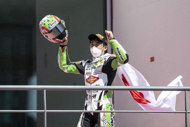 MotoGP | 岡谷雄太がWSS300で日本人初の表彰台 2020SBK第3戦ポルトガル レースレポート