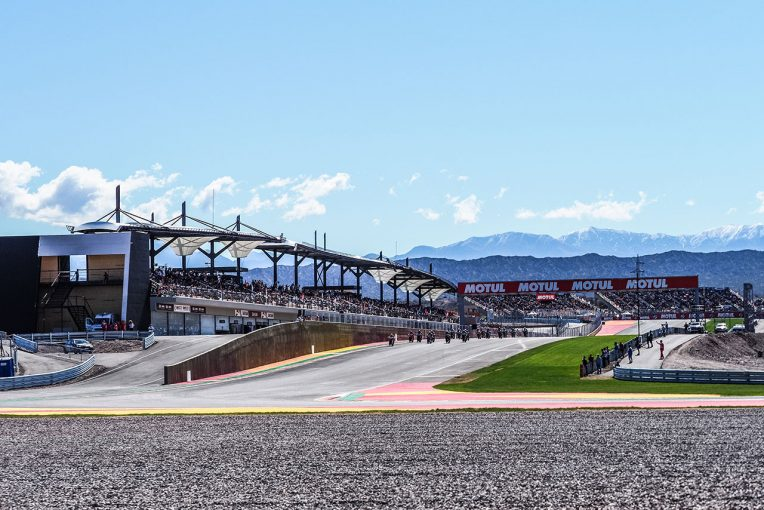 MotoGP   SBK:第8戦アルゼンチンがキャンセル。新型コロナによる入国制限などが影響