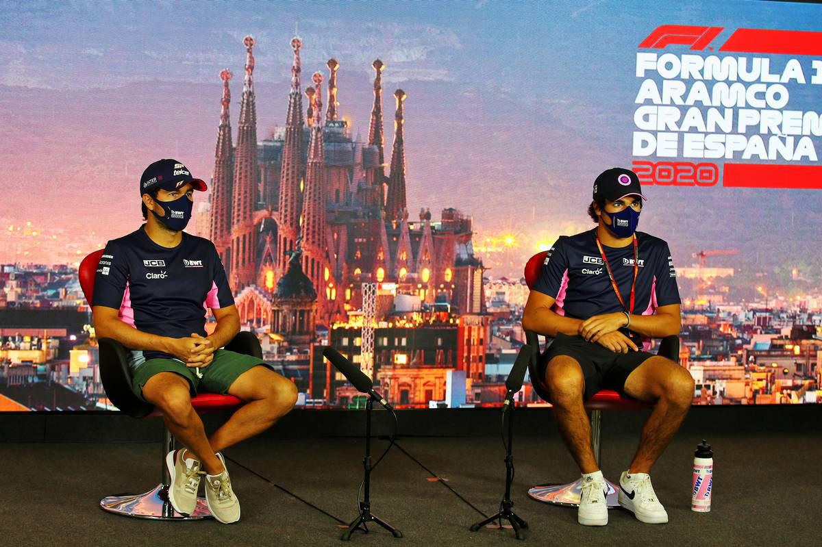 セルジオ・ペレス&ランス・ストロール(レーシングポイント)