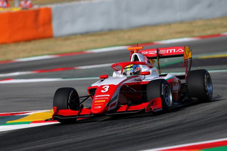 海外レース他   ランキング首位のサージェントが3戦連続ポール【順位結果】FIA-F3第6戦スペイン予選