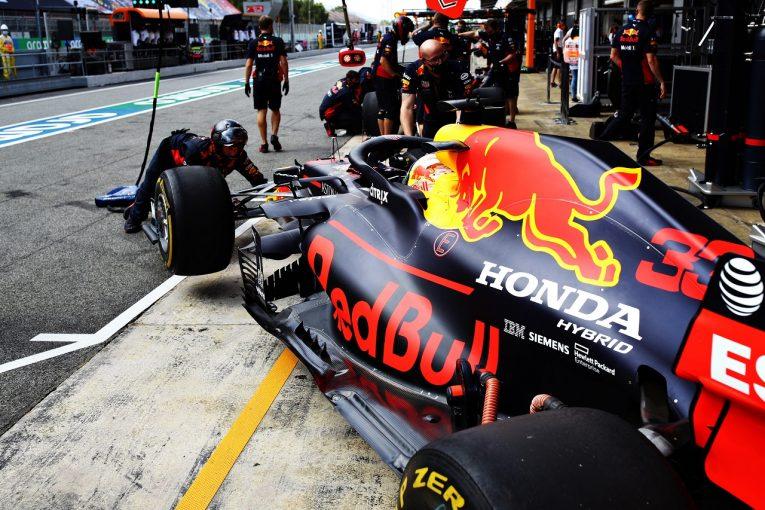 F1 | ホンダ田辺TD「高温のなか問題なく機能。引き続き最適化を進める」3台のPU交換も発表【F1第6戦金曜】