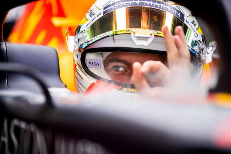 F1 | フェルスタッペン3番手「ロングランが好調。予選で勝てなくてもチャンスがある」レッドブル・ホンダ【F1第6戦金曜】