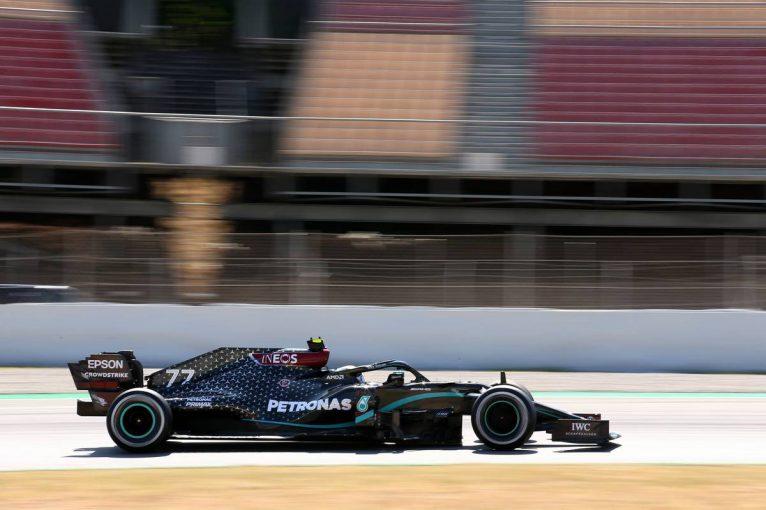 F1   【動画】F1第6戦スペインGPフリー走行ハイライト
