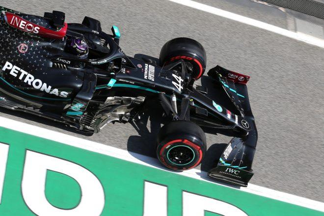 2020年F1第6戦スペインGP ルイス・ハミルトン(メルセデス)