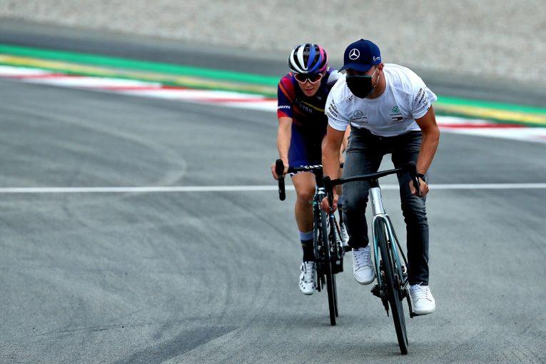 F1 | ボッタス「タイヤを懸命に研究。今イギリスで走ったらうまくやれる」メルセデス【F1第6戦金曜】