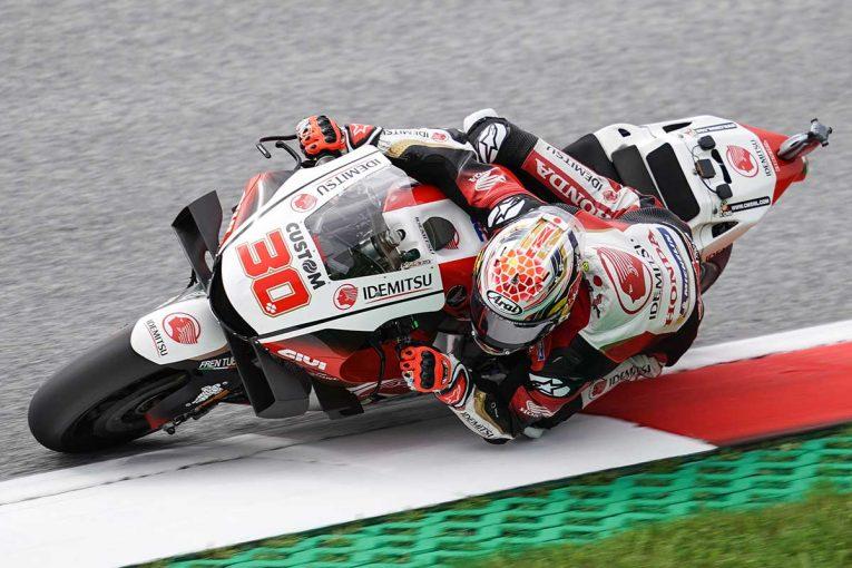 MotoGP | 中上「いいスタート。周回ごとにラップタイムを更新できた」/MotoGP第5戦オーストリアGP初日トップ3コメント