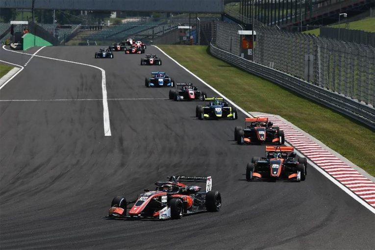 海外レース他 | GOLDEX Racing Project 2020ユーロフォーミュラ・オープン ハンガリー レースレポート