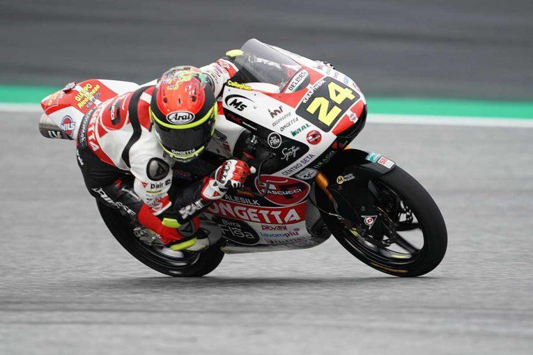 MotoGP | 【順位結果】2020MotoGP第5戦オーストリアGP Moto3予選総合