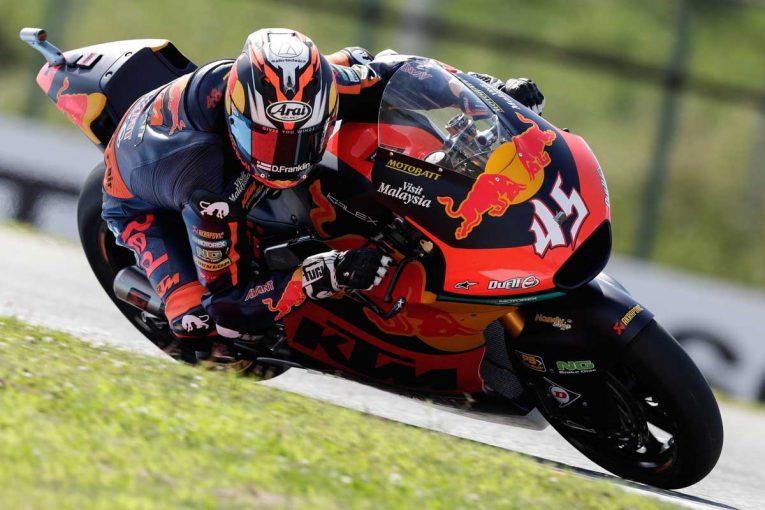 MotoGP | 【順位結果】2020MotoGP第5戦オーストリアGP Moto2予選総合
