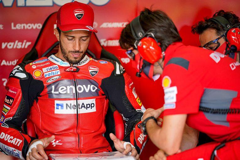 MotoGP | MotoGP:アンドレア・ドヴィツィオーゾ、2020年限りでドゥカティを離脱へ。スポーティングディレクターが明かす