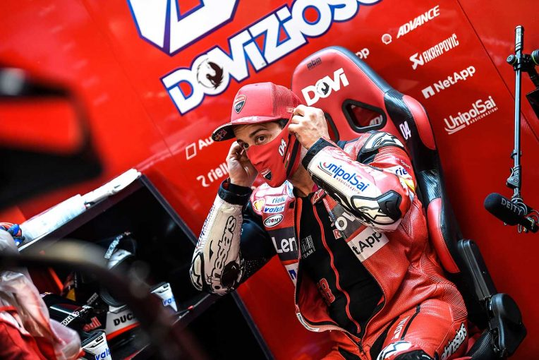MotoGP   MotoGP第5戦:ドヴィツィオーゾのドゥカティ離脱とその先。「レースを続けたいがプランBはない」