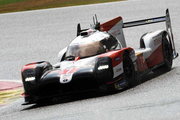 ル・マン/WEC   苦戦予想を覆し、スパ・ウェザーを乗り越えたトヨタ7号車が今季3勝目/WECスパ決勝