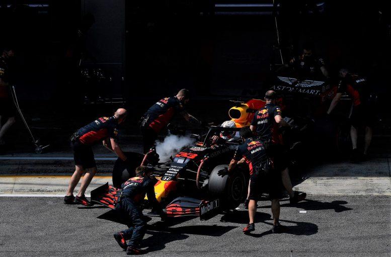 F1 | ホンダ、3番手を筆頭に3台Q3進出「まずまずの予選。ロングランの良さを生かし全車入賞目指す」と田辺TD【F1第6戦】
