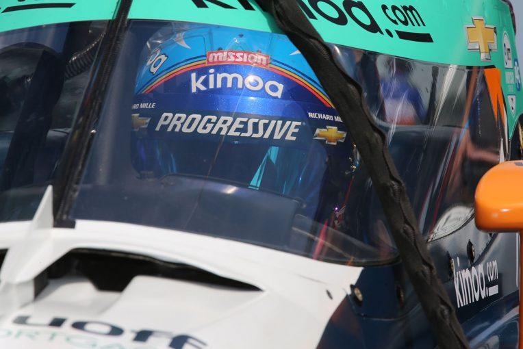 海外レース他   「来年以降はインディ500の挑戦は難しい」と語るアロンソ。3度目のインディ500も厳しい船出