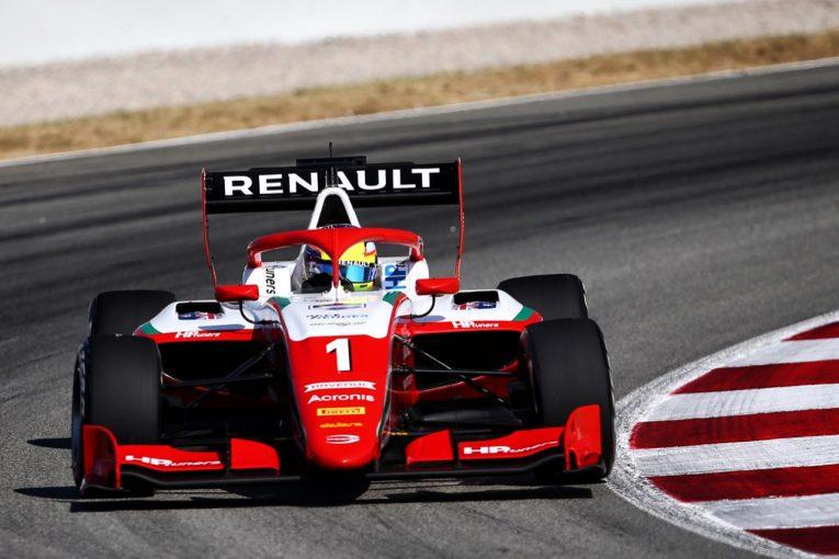 海外レース他   ルノー育成のピアストリが2勝目【順位結果】FIA-F3第6戦スペイン レース2