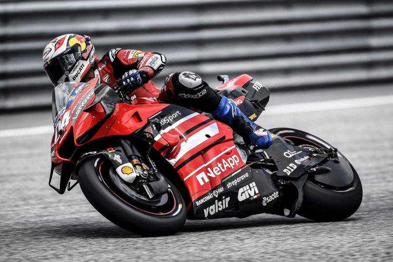 MotoGP | MotoGP第5戦:ドヴィツィオーゾが1年ぶりの優勝。大クラッシュ、上位陣転倒の荒れたレースを制す
