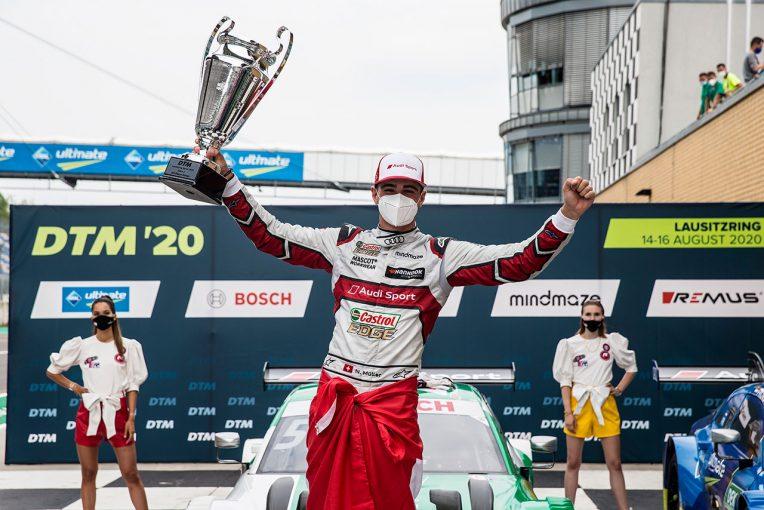 海外レース他 | DTM第2戦ラウジッツリンク・レース1:ミュラーがDTM史上初の開幕3連勝を達成。BMWは一矢報いる