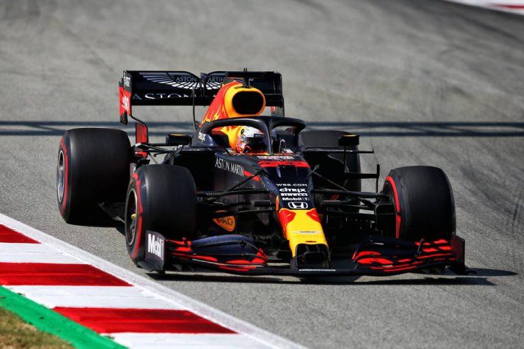 F1 | フェルスタッペンが2位【順位結果】F1第6戦スペインGP決勝