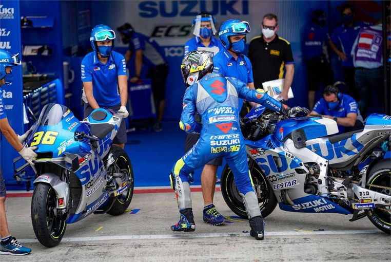 MotoGP | 【ポイントランキング】2020MotoGP第5戦オーストリアGP終了時点