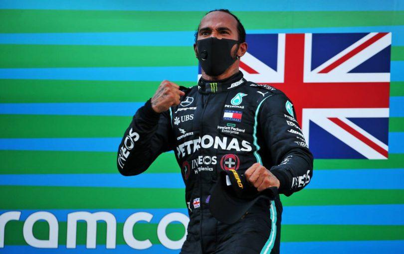 F1 | ハミルトンがレースを完全支配しポール・トゥ・ウイン。フェルスタッペンは届かず2位【決勝レポート/F1スペインGP】