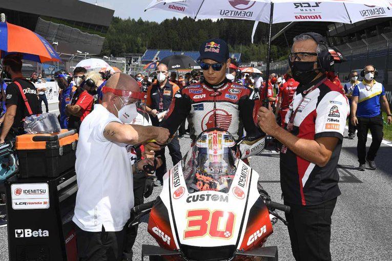 MotoGP | 中上「一度オフになったスイッチを、再びオンにするのは簡単ではなかった」/MotoGP第5戦決勝