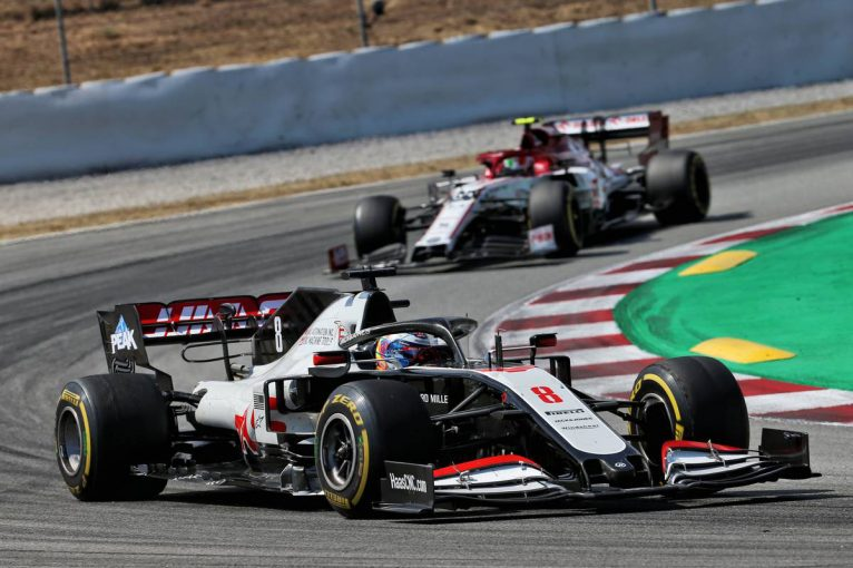 F1 | グロージャン「まるでいいところがなかった。金曜日以降、何が起きたのか理解できない」:ハース F1第6戦決勝