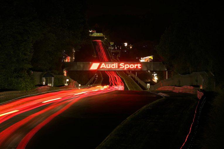 ル・マン/WEC | ニュルブルクリンク24時間:アウディ、3台12名のドライバーラインアップを発表