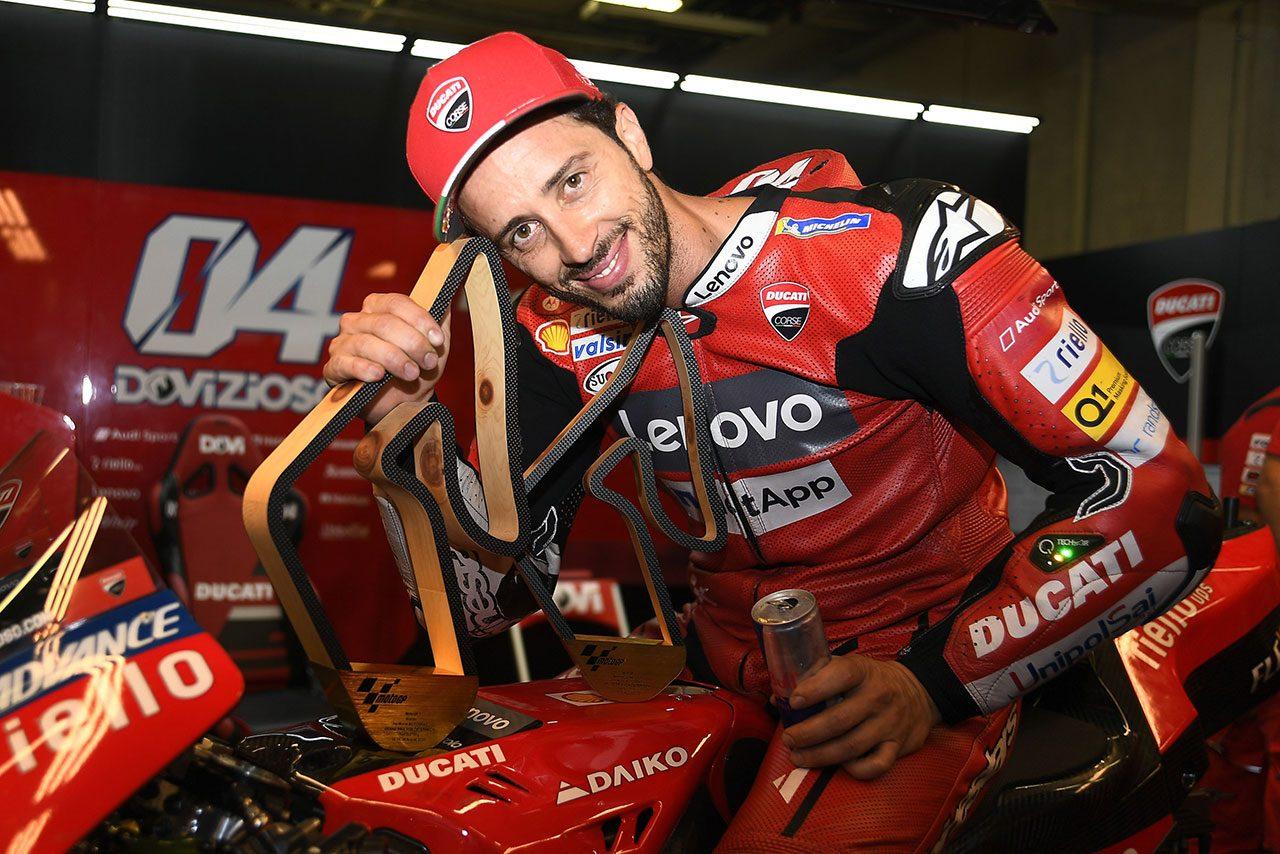 レース週末に離脱を決意。ドゥカティとの溝が埋まらなかったドヴィツィオーゾ/MotoGP第5戦レビュー(2)