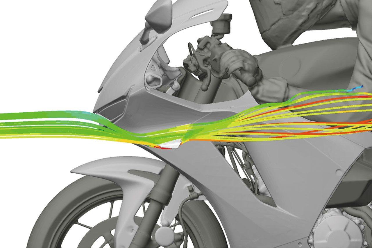 ホンダ、ウイングレットやセンターアップマフラー採用した新型『CBR600RR』を9月25日から発売