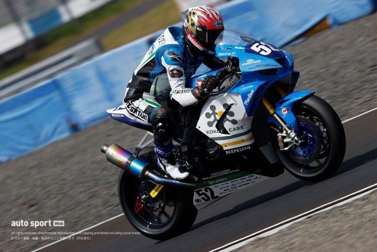 MotoGP | 野左根航汰がセッションをリード。ST1000では山口辰也がトップタイムをマーク/全日本ロード岡山公開テスト2日目