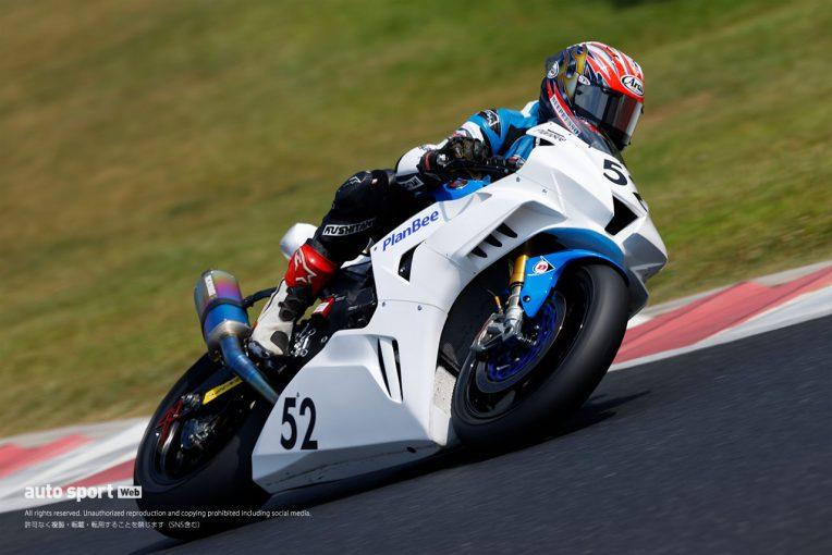 MotoGP | ST1000の山口辰也がさらにタイムアップ。JSB1000は岩田悟がトップ/全日本ロード岡山公開テスト3日目