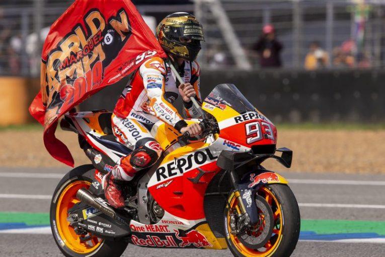 MotoGP | MotoGP:マルク・マルケスのレース復帰時期は「2~3カ月後」とホンダ。2020年のタイトル獲得は不可能に