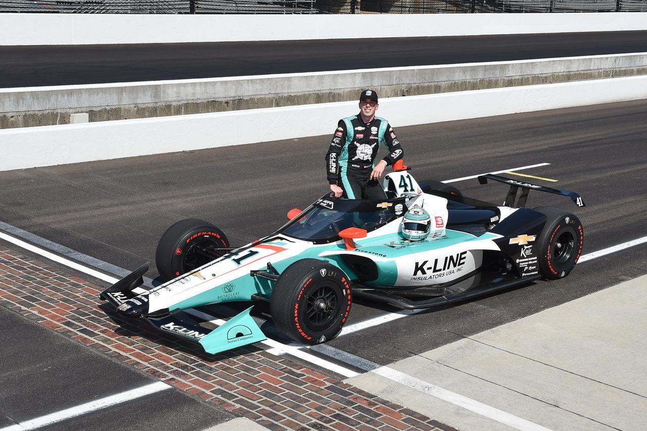 第104回インディアナポリス500マイルレース決勝レース33グリッド