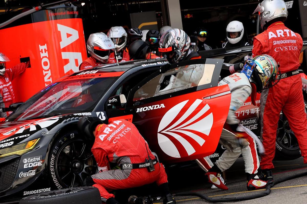 ARTA NSX GT3 2020スーパーGT第3戦鈴鹿 決勝レポート