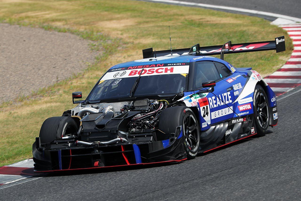 2020年スーパーGT第3戦鈴鹿決勝リアライズコーポレーション ADVAN GT-R