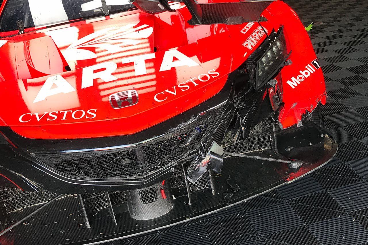 2020年スーパーGT第3戦鈴鹿決勝ARTA NSX-GT