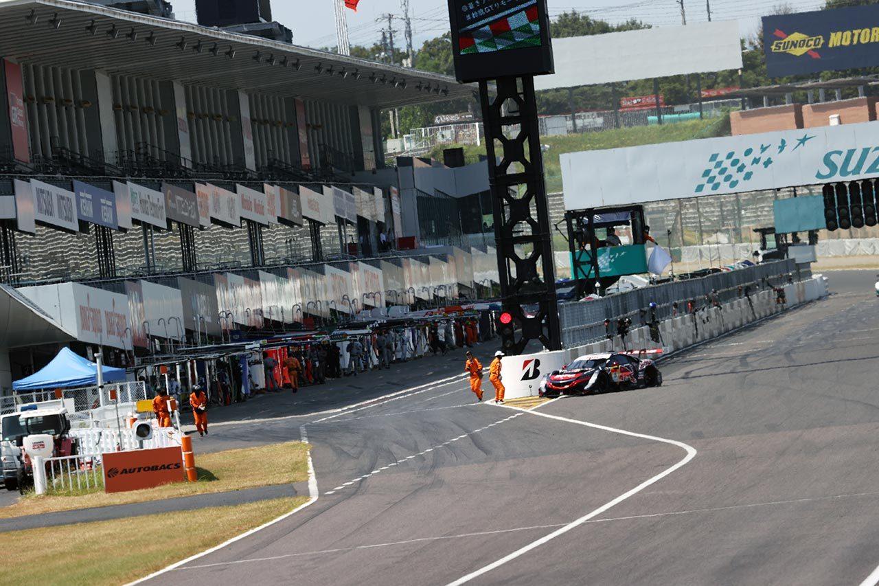 2020年スーパーGT第3戦鈴鹿決勝Red Bull MOTUL MUGEN NSX-GT