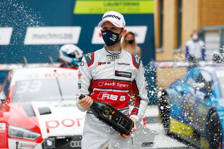 海外レース他 | DTM第3戦ラウジッツリンク:ストラテジーもかみ合いラストが2連勝を飾る